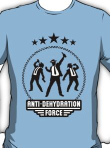 Anti-Dehydration Force (Beer Drinking Team) T-Shirt