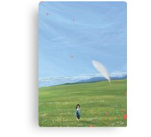 DoA : Feather View (32 left!) Canvas Print