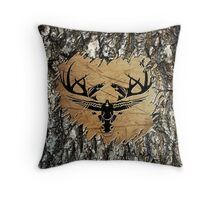 Hunting & Fishing Throw Pillow