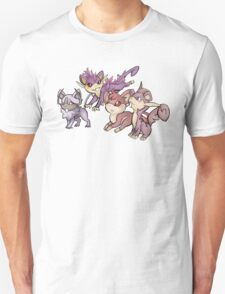 Crossbred Rattata Unisex T-Shirt