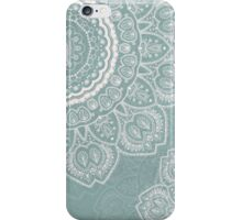 Mandala of Blue Dreams iPhone Case/Skin