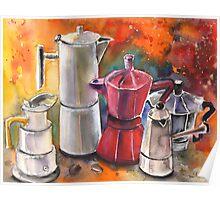 Caffe Italiano Poster
