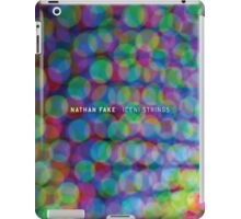 nathan fake iceni strings iPad Case/Skin