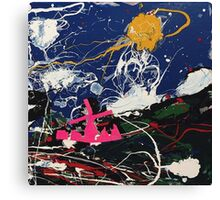 james holden the idiots are winning Canvas Print