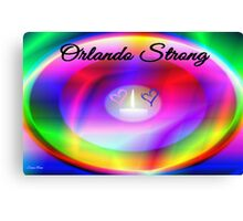 Orlando........................................ Canvas Print