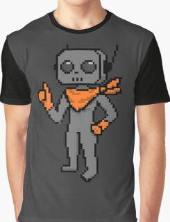 roe pixel art Graphic T-Shirt