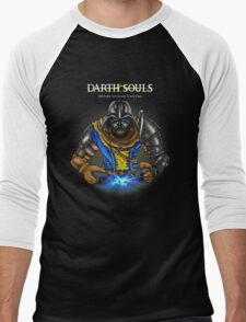 Darth Souls Men's Baseball ¾ T-Shirt