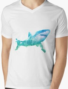 Shark 2016 Mens V-Neck T-Shirt