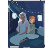 Allura and Pidge  iPad Case/Skin
