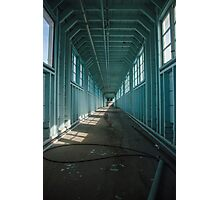 Abandoned Skyway Photographic Print