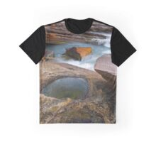 Last Rays and Rock Pools Graphic T-Shirt
