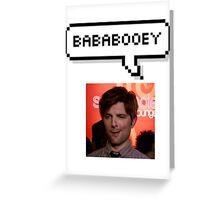 Bababooey Ben Greeting Card