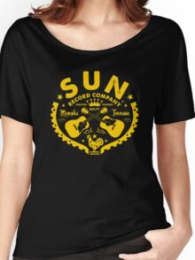 Sun, House Of Rock N' Roll Women's Relaxed Fit T-Shirt
