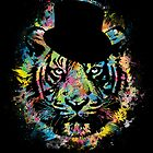 Tiger In A TopHat by tracieandrews