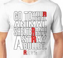 Rayg #3 Unisex T-Shirt