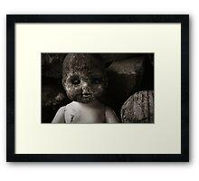 Sweet Baby Doll Framed Print