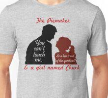 The Piemaker & A Girl Named Chuck Unisex T-Shirt