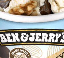 Ben & Jerry's Chunky Monkey NON-DAIRY Sticker