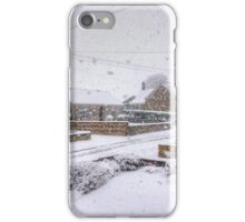End of the Holiday iPhone Case/Skin