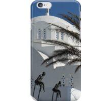 Church of Ypapantis iPhone Case/Skin
