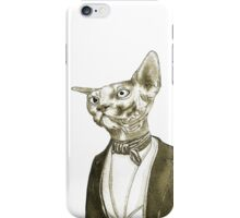 Mr. Sphinx iPhone Case/Skin