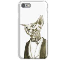 Mr. Sphinx iPhone Case/Skin