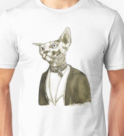Mr. Sphinx Unisex T-Shirt