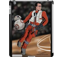 Poe Jordan iPad Case/Skin