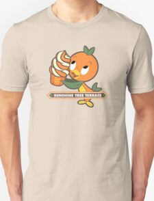 Citrus Swirl Orange Bird Since 71 Unisex T-Shirt