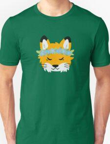 Fox & Flowers T-Shirt