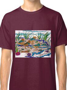 WATER FOWL BABIES Classic T-Shirt