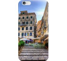 Old Town Taverna iPhone Case/Skin