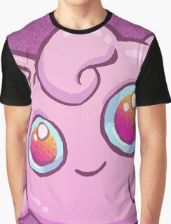 Magic Eyes Jigglypuff (Pokemon) Graphic T-Shirt