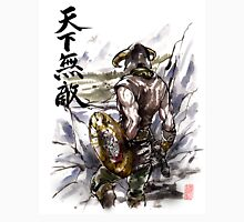 Unbeatable Dragonborn Sumi/watercolor Men's Baseball ¾ T-Shirt