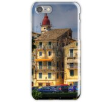 The Red Bell-Tower iPhone Case/Skin