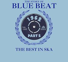 The History Of Blue Beat  Unisex T-Shirt