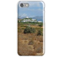 Church near Kardamaina iPhone Case/Skin