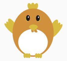 Cute Chicken by ilovecotton