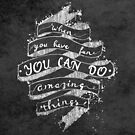 AMAZING THINGS by Magdalena Mikos
