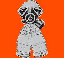 Gas Mask Boy Unisex T-Shirt