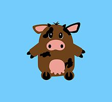 Cute Cow by ilovecotton