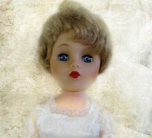 Bride doll of yesteryear by vigor