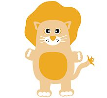 Cute Lion by ilovecotton