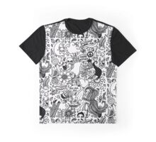 Doodles madness Graphic T-Shirt