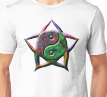 Destructo Yin Yang  Unisex T-Shirt
