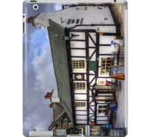 Queen's Head at Hawkshead iPad Case/Skin