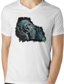 The Undead. Mens V-Neck T-Shirt
