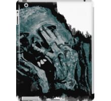 The Undead. iPad Case/Skin