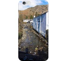 Church Beck at Coniston iPhone Case/Skin