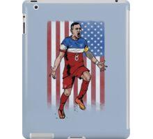 Dempsey USA flag iPad Case/Skin
